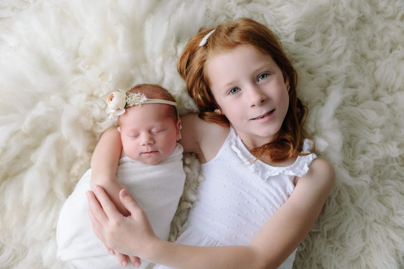 family and baby photography