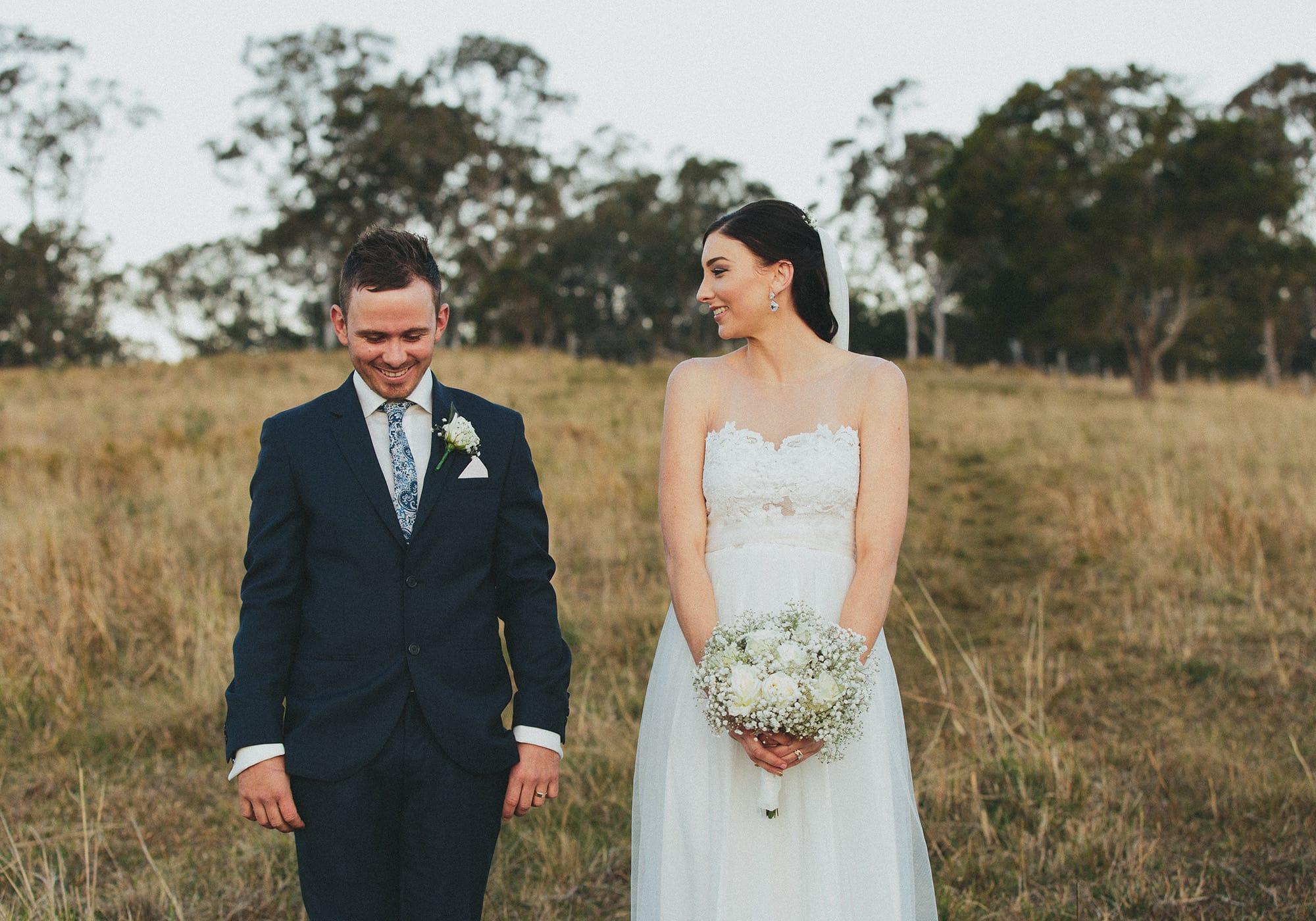 Ocean View Estate Wedding photography