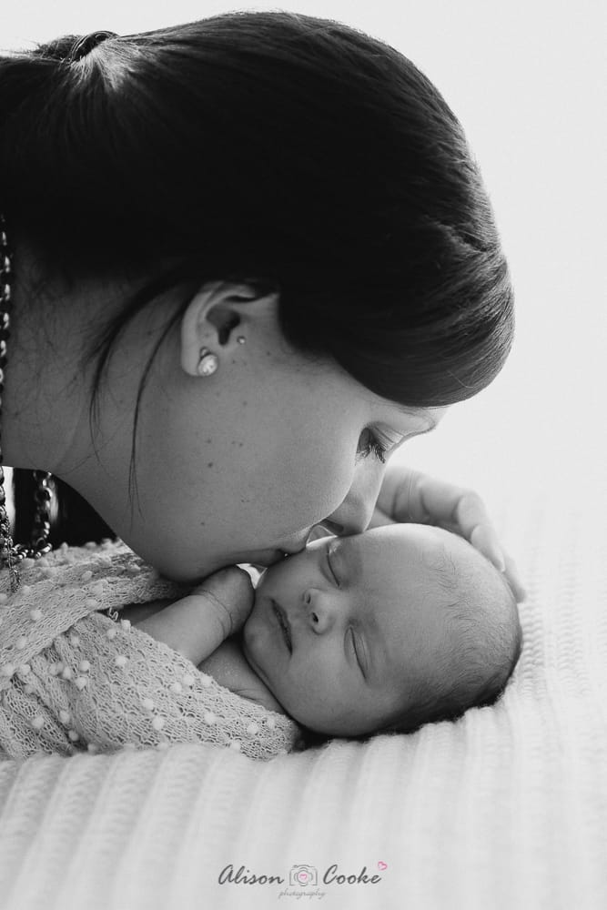 Newborn baby photographer North Brisbane
