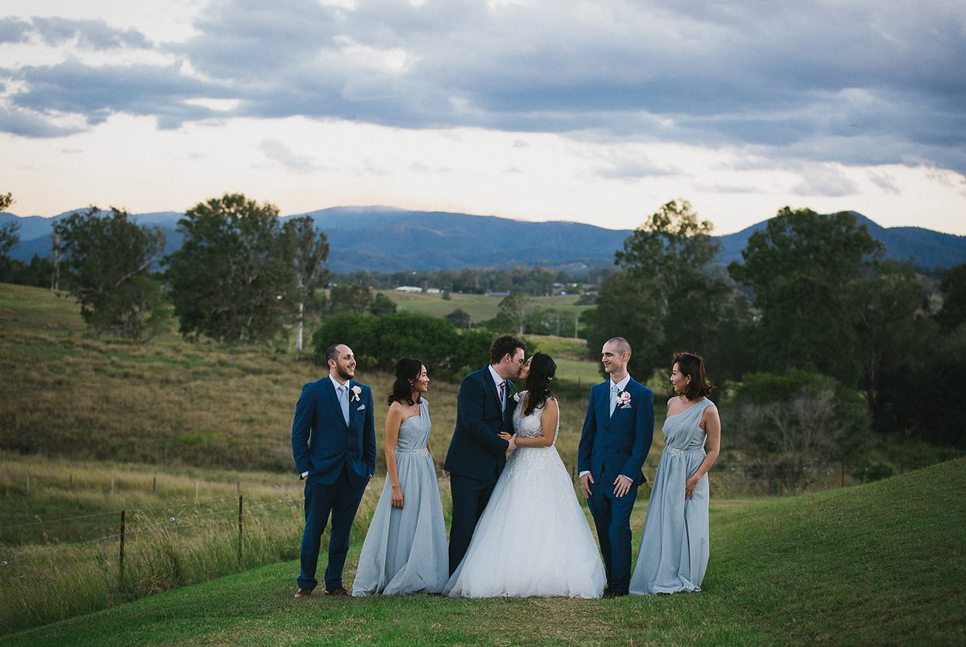 best garden wedding venues Brisbane