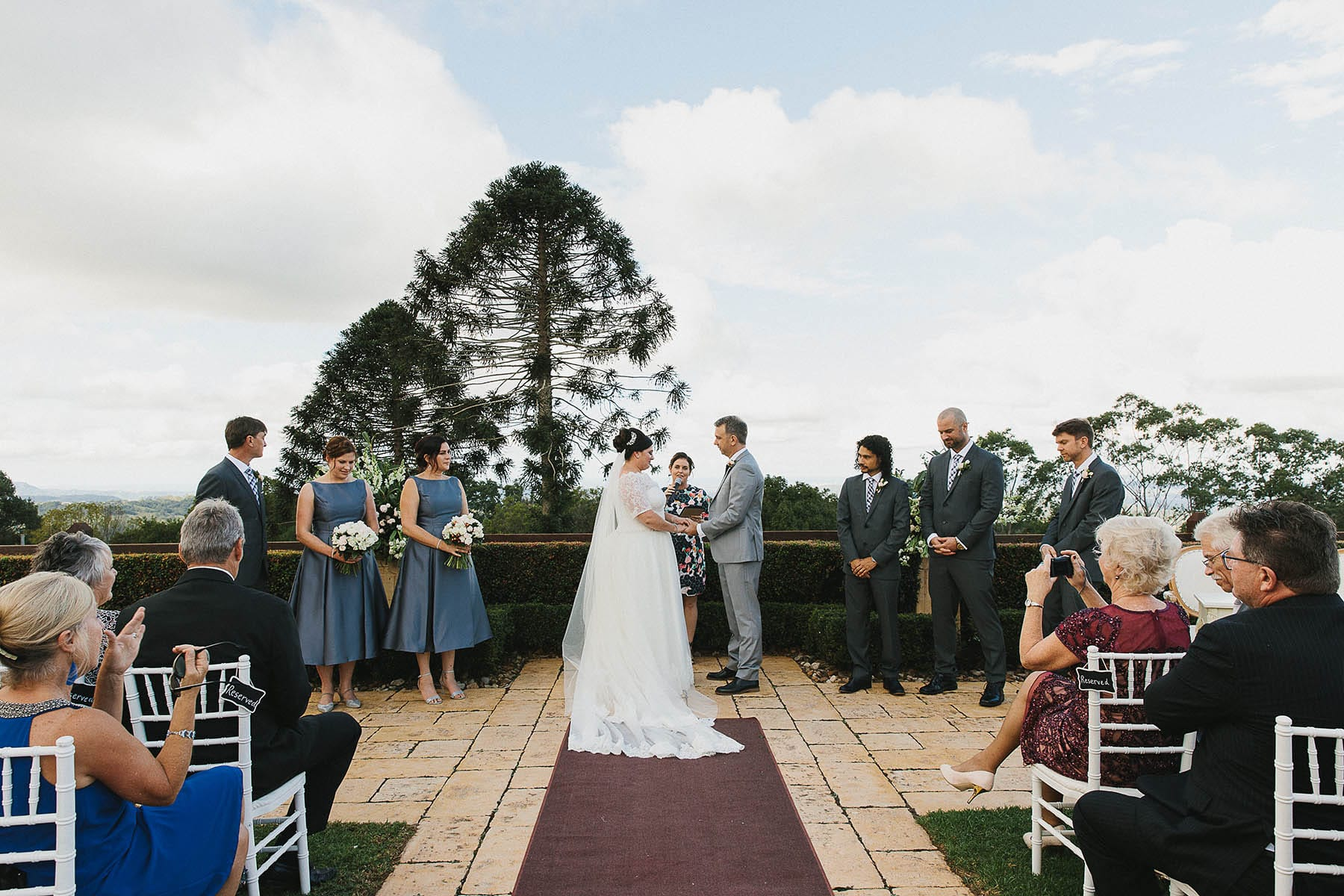 Brisbane wedding ceremony