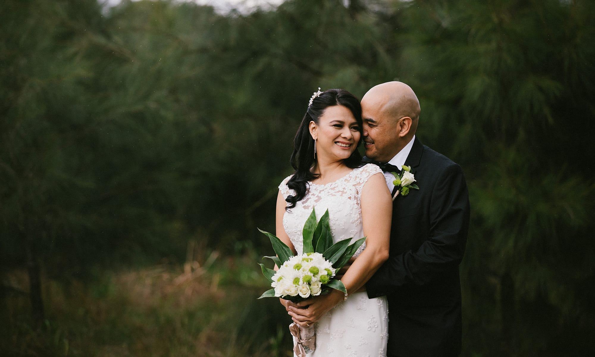 weddings Mt Cootha
