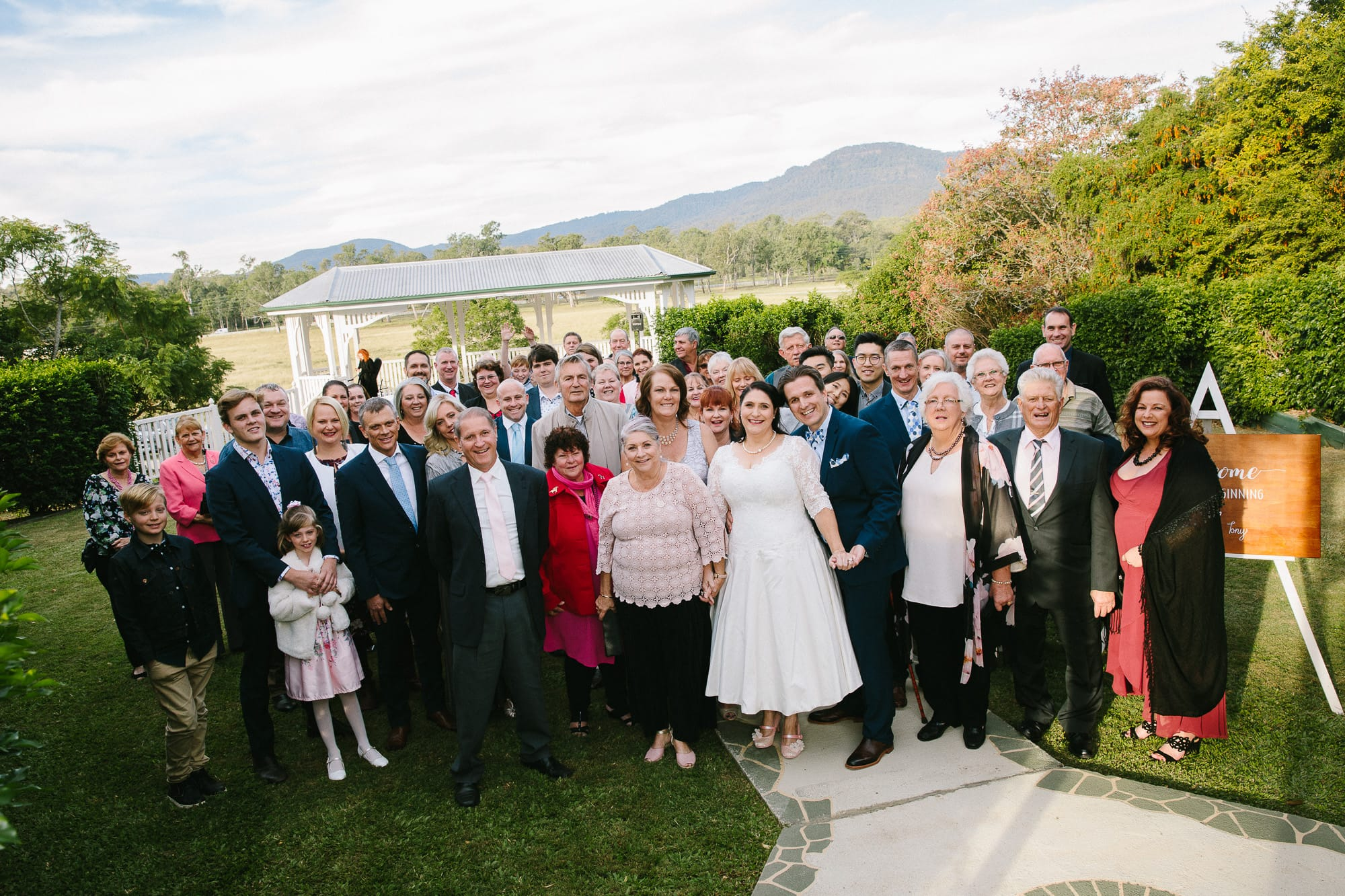 Albert River Wines wedding photography