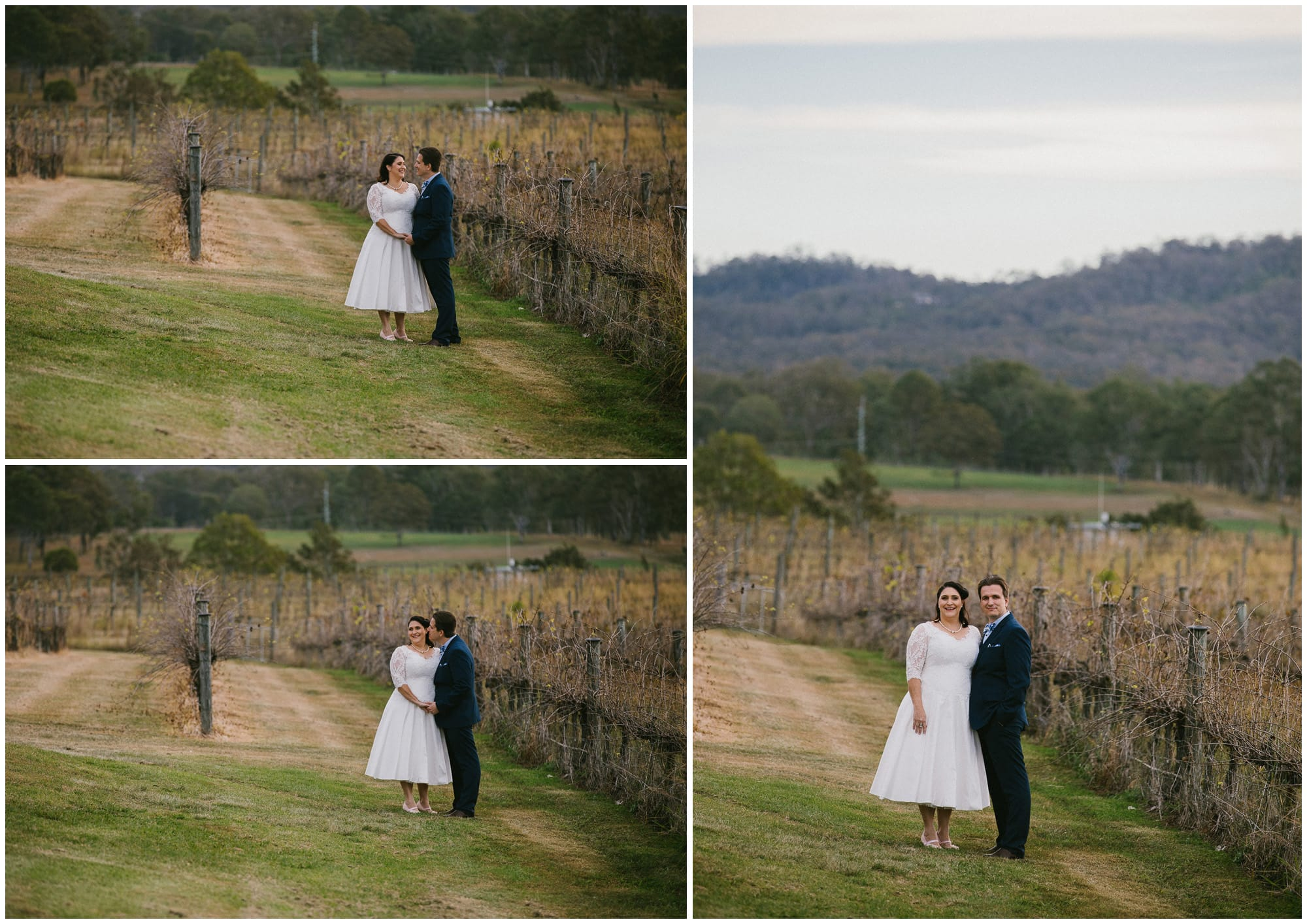 Albert River Winery wedding photography
