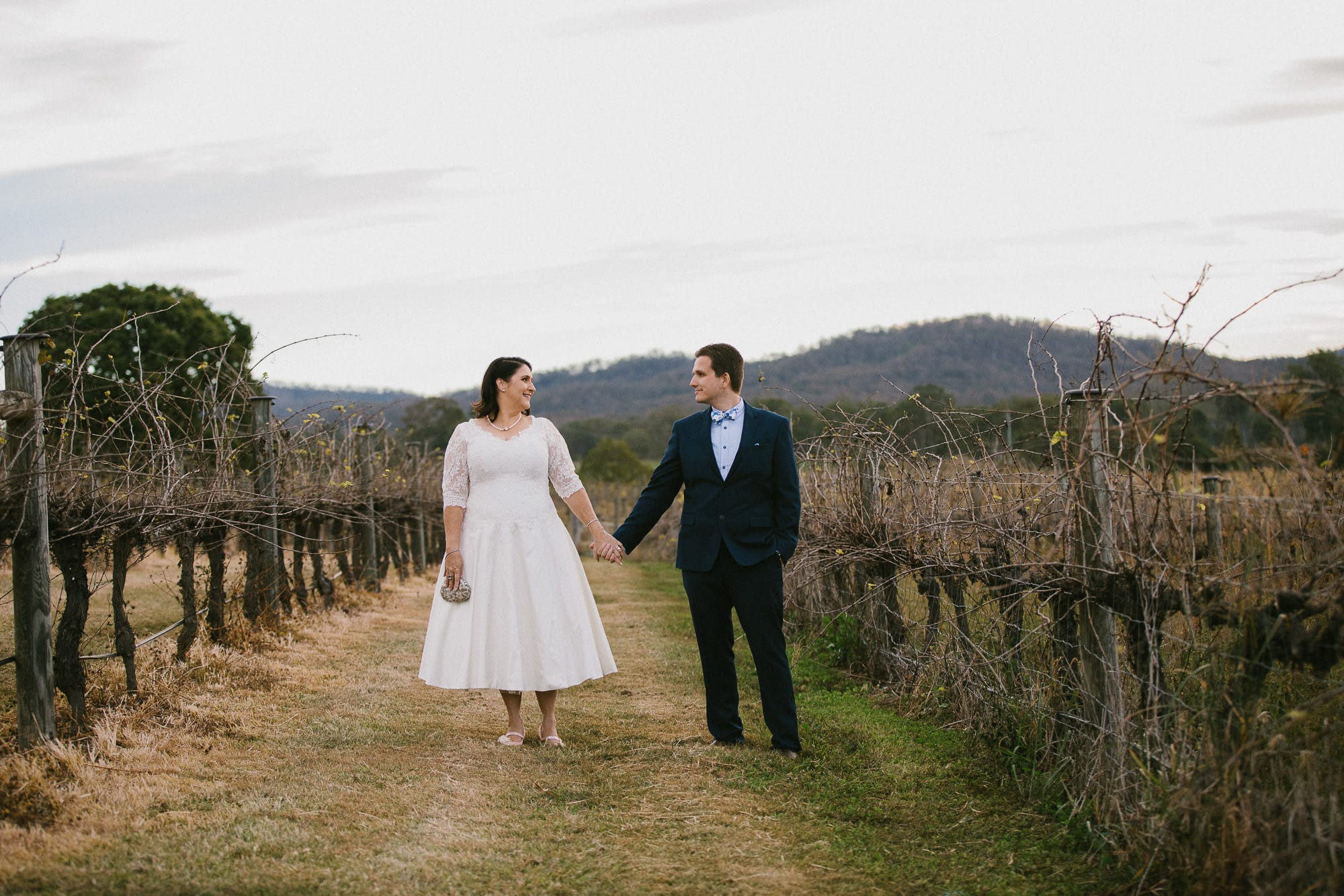 Albert River Winery wedding photographer