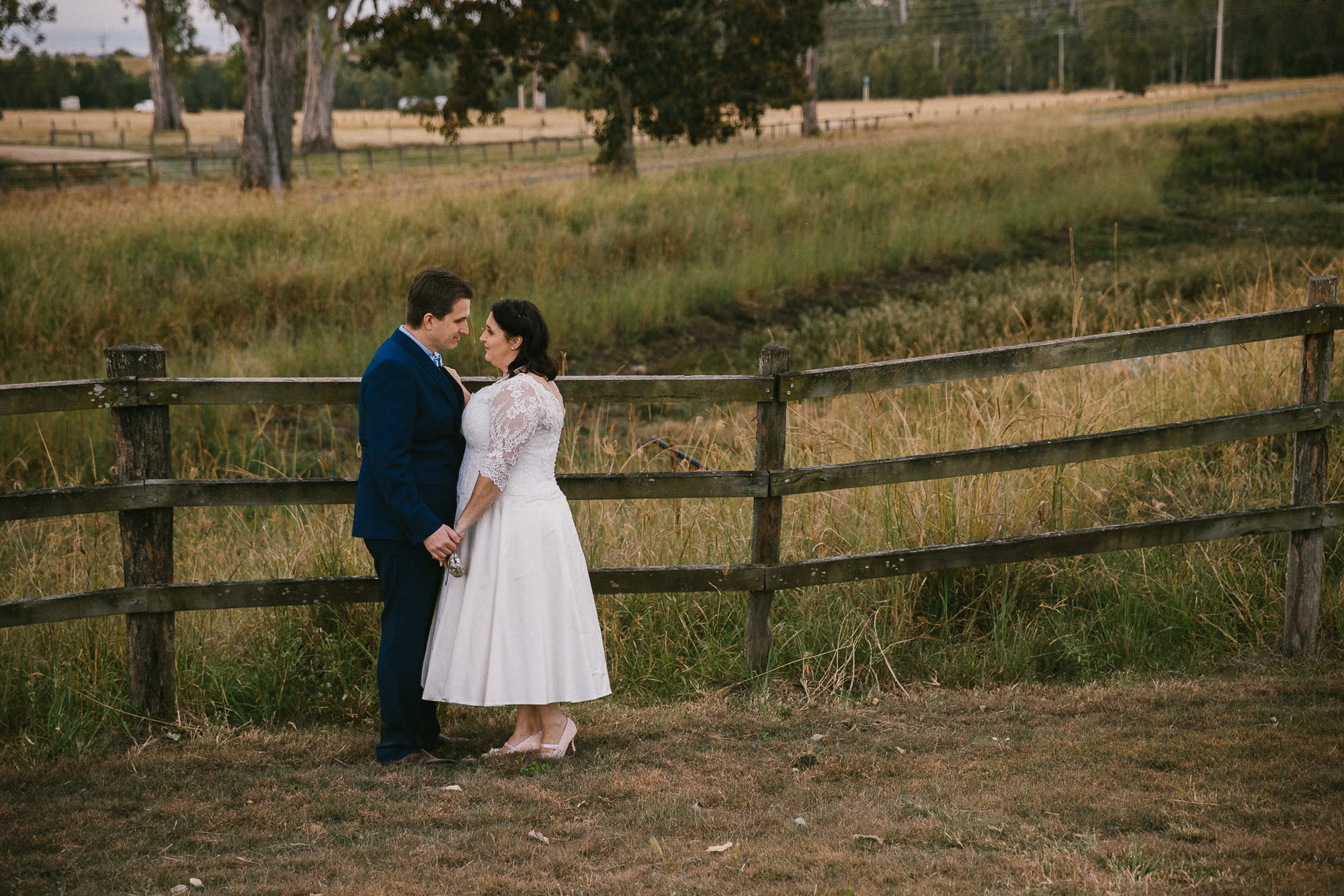 Albert River wedding photographer