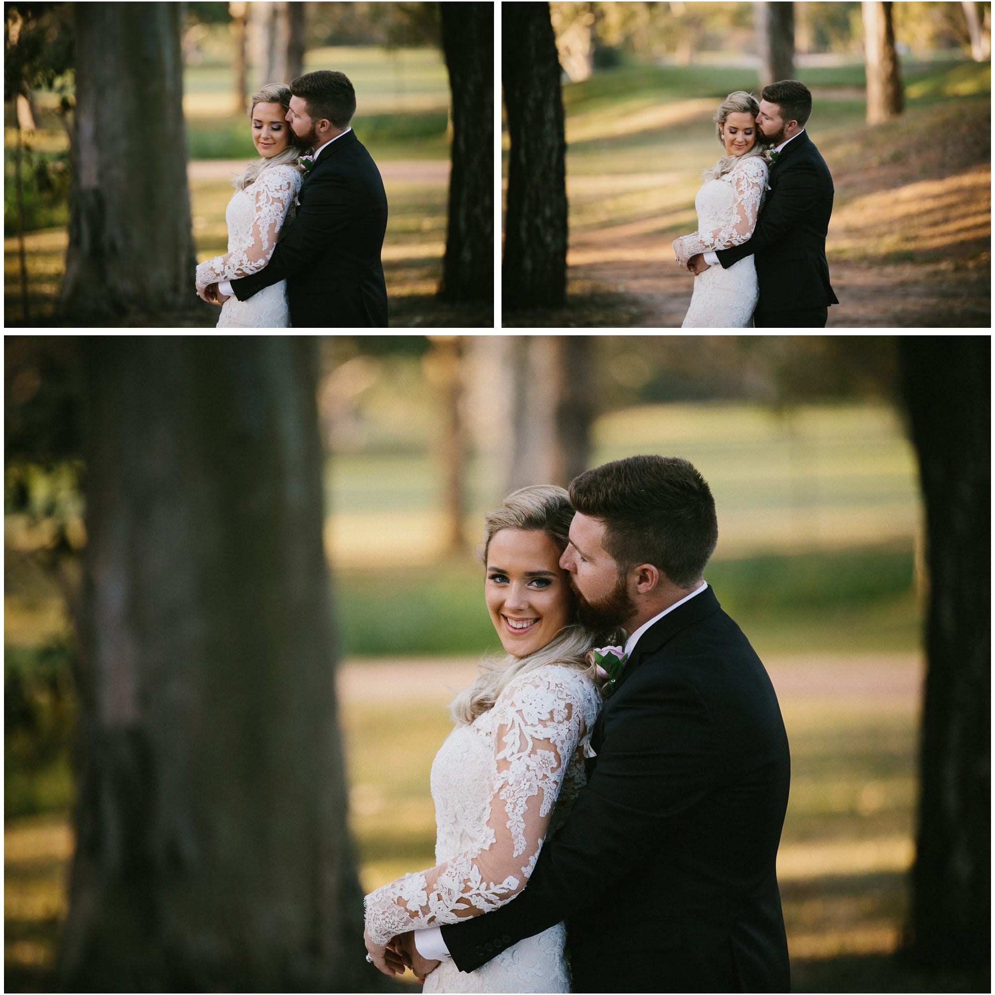 Virginia Golf Club wedding