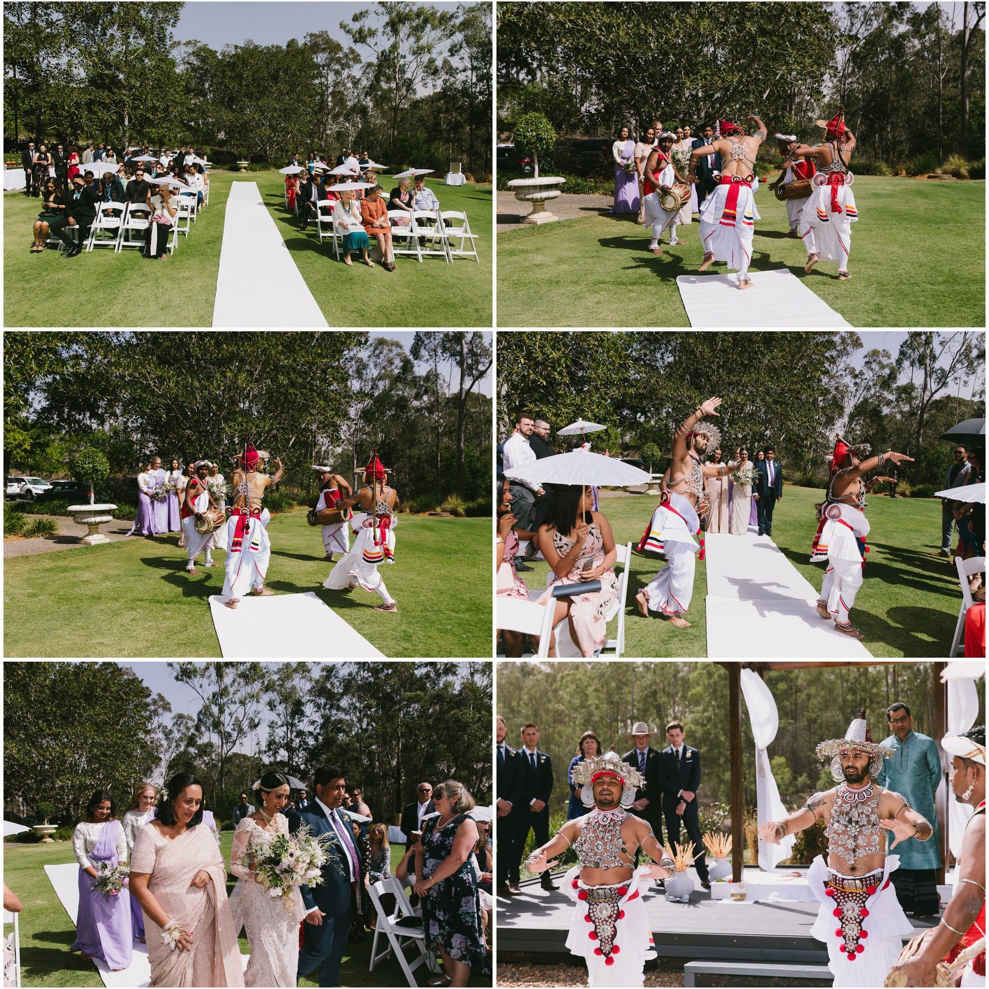 sri lankan wedding ceremony