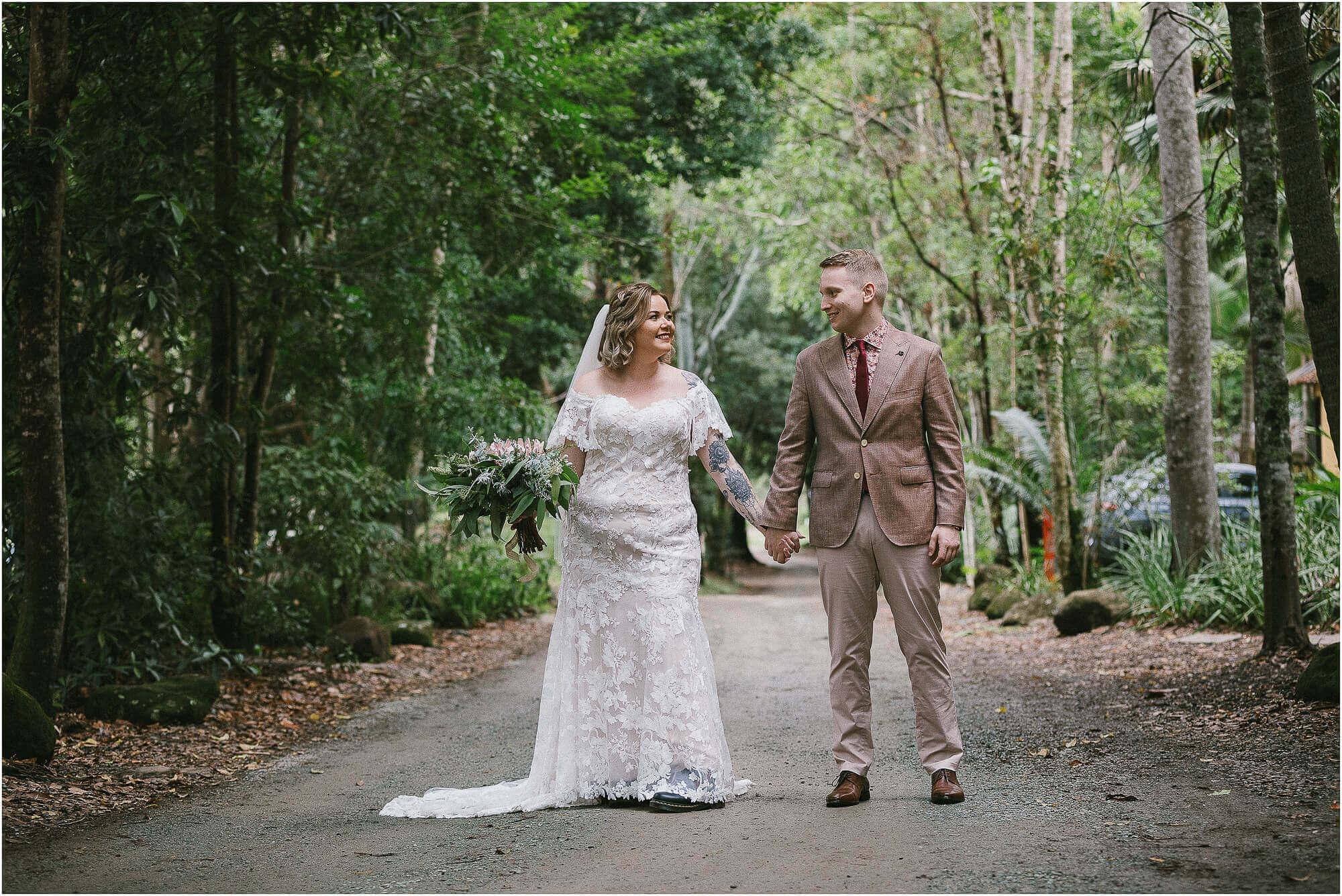 weddings at Cedar Creek Lodges