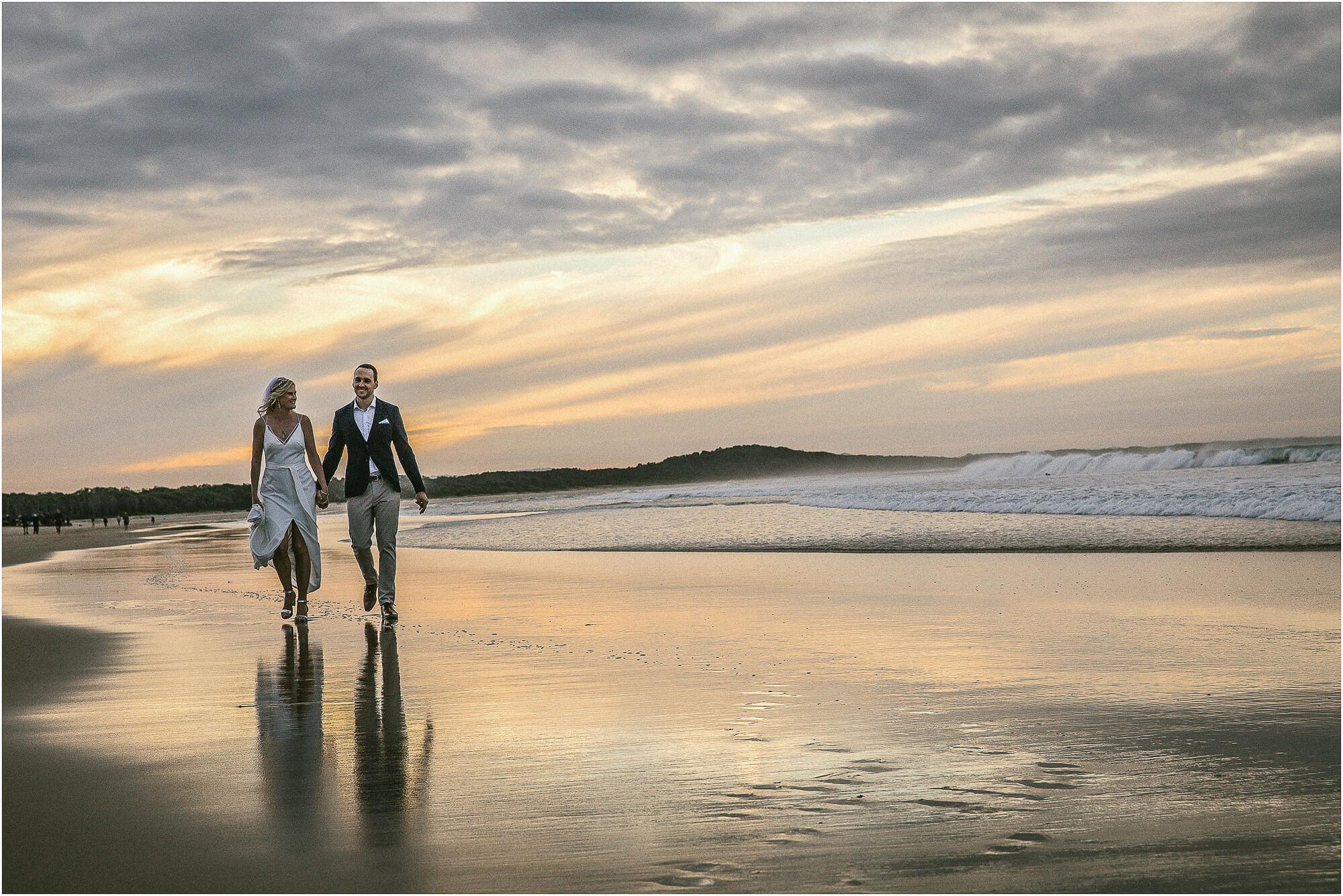 noosa beach wedding