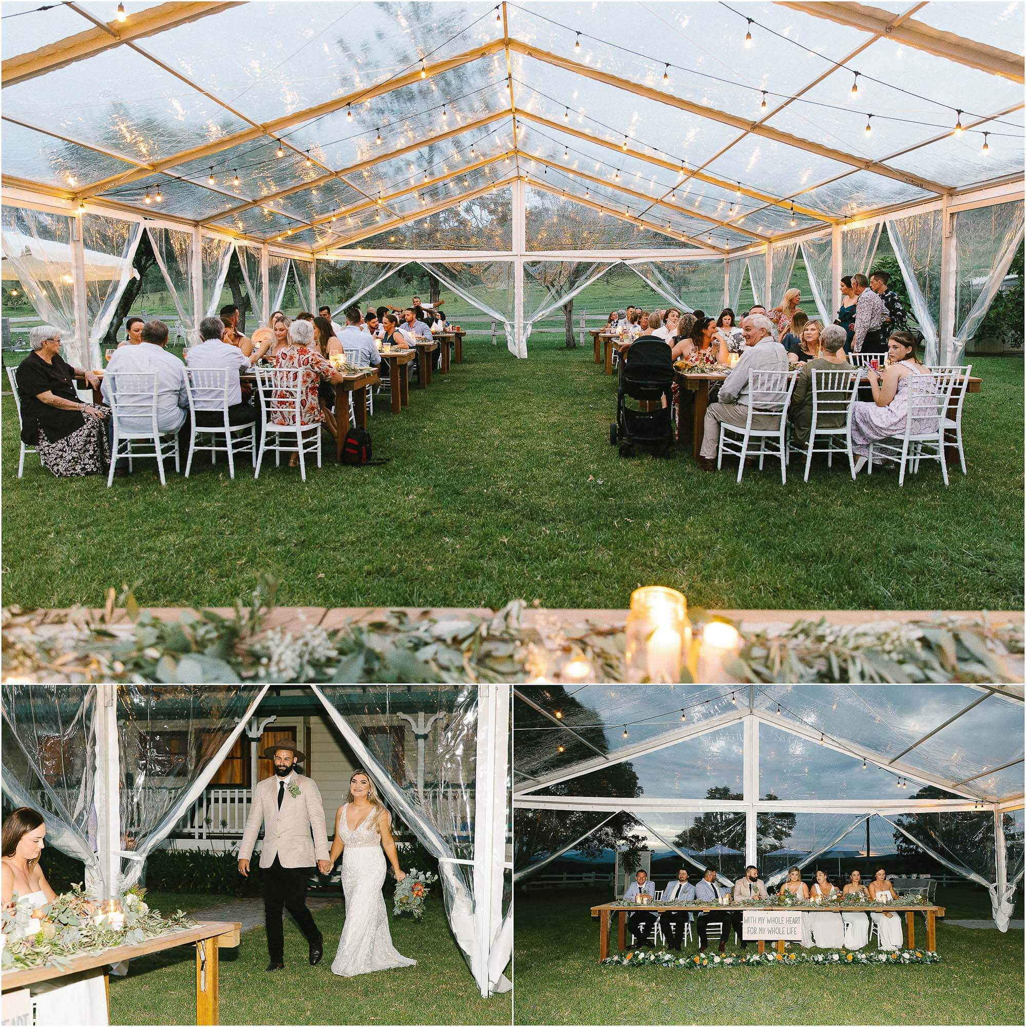 royston house wedding reception